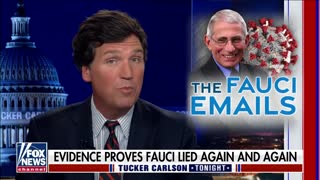 Tucker: Fauci deserves to be under 'criminal investigation' on email