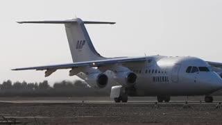 DAP taking off from La Serena