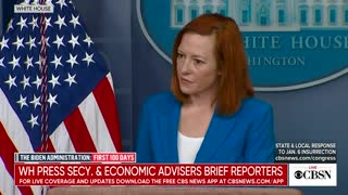 CNN's Jeff Zeleny Presses Jen Psaki On Access To Migrant Facilities