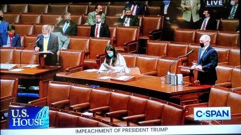 Republican closing remarks in impeachment