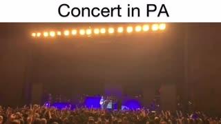 "THOUSANDS Chant ""F**k Joe Biden"" at Aaron Lewis Concert"