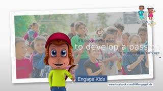 1 Avatar Engage Kids Avatar Monkey