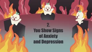 8 Signs that you are mentally breaking down