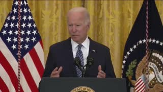Biden talks about Wall street