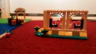 Little Mermaid Lego Tutorial