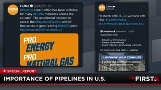 Explaining The Keystone XL Pipeline