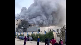 Garment factory fire kills at least 20 in Egypt