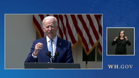 Biden ADMITS He's Making It Easier for Govt to Take Guns from Citizens