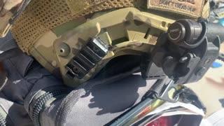 Sure fire HL1-helmet light review