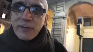 Catholic Priest in Rome Exposes COVID Scamdemic