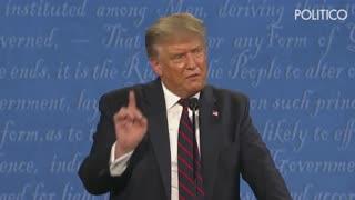 "President Trump Warns of Voter Fraud ""Like You've Never Seen"""