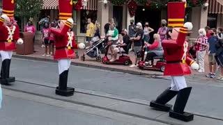 Magic Kingdom toy soldiers