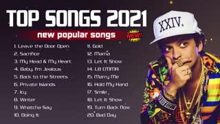 Top Hits 2021 Playlist 🎵 Best TikTok Music 🎵 Tiktok Mashup Songs