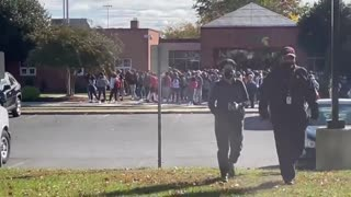 Loudoun County HS Students WALK OUT After Sexual Assault Controversy