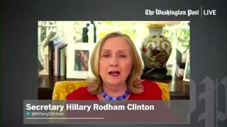 Hillary Praises Liz Cheney and Republicans Who Voted to Impeach Trump