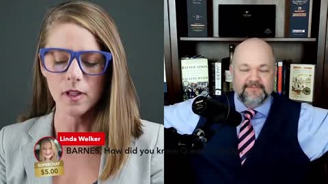 """Robert Barnes - """"How Did You Know Q Was A PsyOp?"""" 