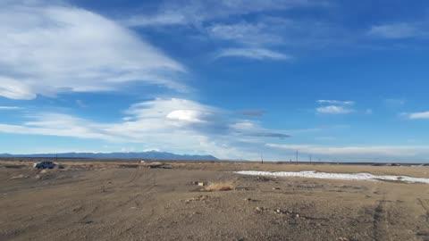 Canadian Polar Vortex Entering Colorado