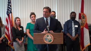 Governor DeSantis Introduces F.A.S.T.
