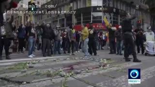 PROTEST AROUND THE WORLD
