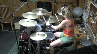 Movin' On by Bad Company ~ Drum Cover