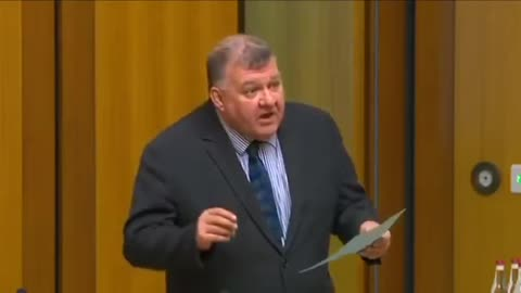 CRAIG KELLY SPEECH ON THE SUPPRESSION OF HYDROXY CHLOROQUINE FOR TREATMENT OF COVID-19 IN AUSTRALIA