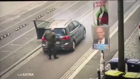 UZNEMIRUJUĆE Objavljen snimak napada u Njemačkoj
