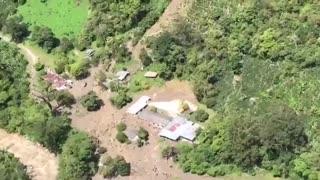Avalancha en Chaparral