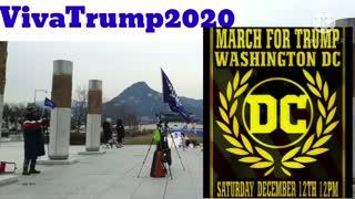 Million MAGA12Dec DC#TrumpWon2020