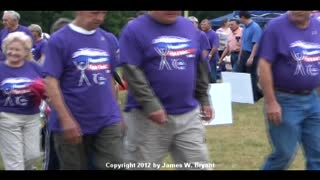 Community Charities - Relay for Life, 2012