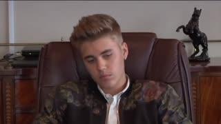 Justin Bieber Farting