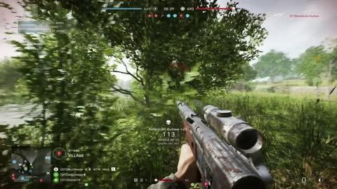Battlefield 5 Back Seat Driver