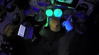Rocket Queen , Guns N Roses, Drum Cover, by Dan Sharp