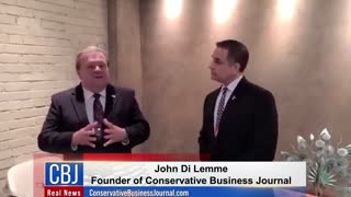 David Cox Interviews Me About President Trump, America, and the Economy!