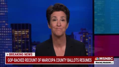 Leftist Media Is Panicking About The Arizona Audit | The Washington Pundit