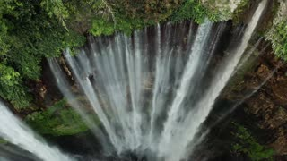 Gorgeous waterfall river water