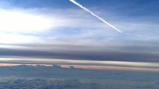 Early morning flight