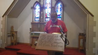 3rd Sunday after Pentecost 2021 at St James