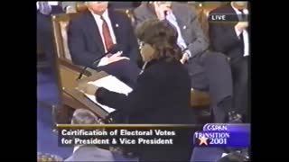 Resurfaced Video Of Dems Objecting to Electoral College Votes is BRUTAL