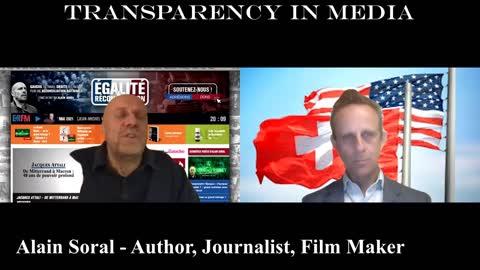 Interview choc d'Alain Soral par Neil qui vient d'une famille de sionistes