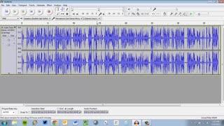 Recording, Editing, Mixing