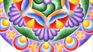 Universal Solfeggio Frequency Mandalas