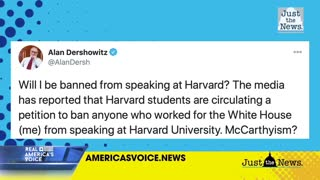 Harvard students reportedly start petition to ban Trump officials from school