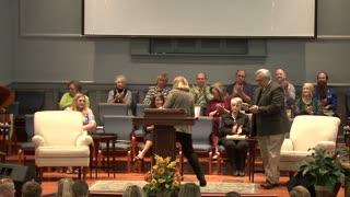 Holly Springs Baptist Church Morning Worship 11-15-20