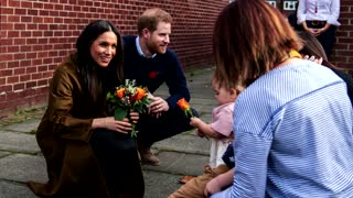 Harry and Meghan expecting second child