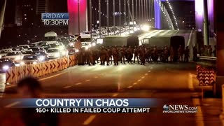 ABC News: July 15th, 2016 Turkish Coup Report   The Washington Pundit