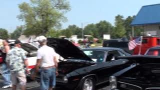 VFW Monroe Car Show 1