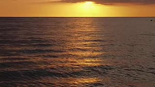 Sunset on Negril 7 Mile Beach