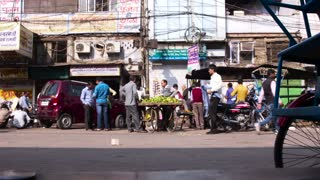 People Buy Grocery From Normal Sellers In Street