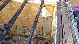 Colman's remodel roof