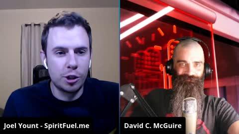 David McGuire: A Powerful Testimony!